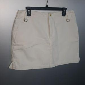 Gloria Vanderbilt Size 12 Skorts (SKU OB 145)